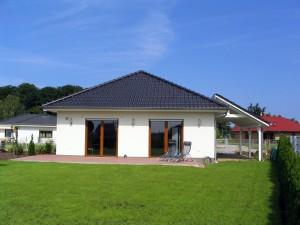 Ferienhaus im Bungalowstil