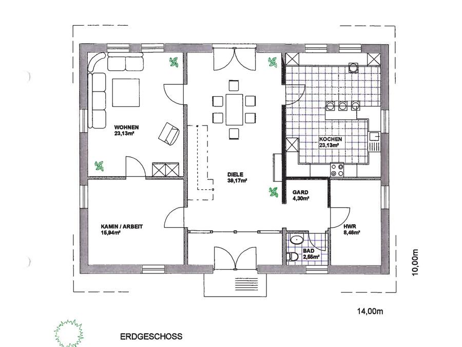 Villa roland heier bauunternehmung gmbh for Grundrisse villa neubau