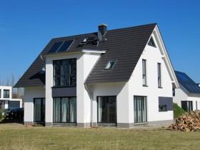 Privater Neubau